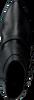 Zwarte VIA VAI Enkellaarsjes 4911026  - small