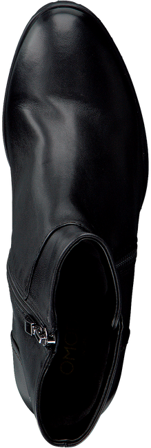 Zwarte OMODA Enkellaarsjes CADY-11 - large