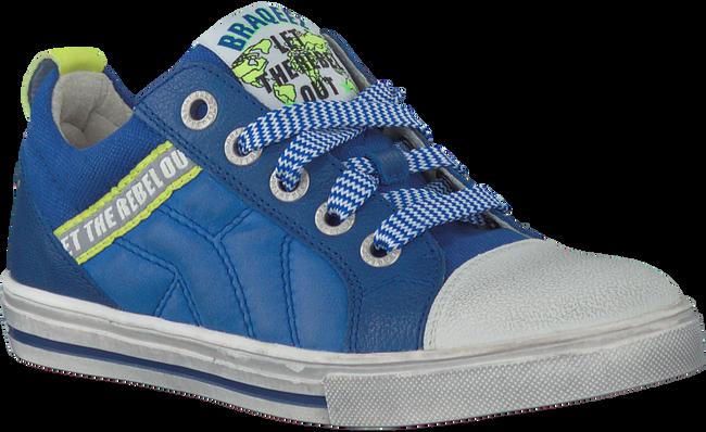Blauwe BRAQEEZ Sneakers 417362  - large