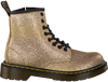 Gouden DR MARTENS Veterboots DELANEY/BROOKLY - small