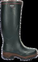 Groene AIGLE Regenlaarzen PARCOURS 2 WMN - medium