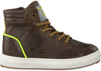 Groene VINGINO Sneakers SIL MID  - medium