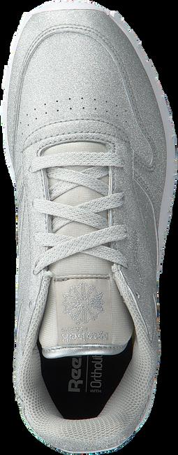 Zilveren REEBOK Sneakers CL LEATHER KIDS  - large