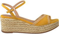 Gele UNISA Espadrilles KISSES - medium