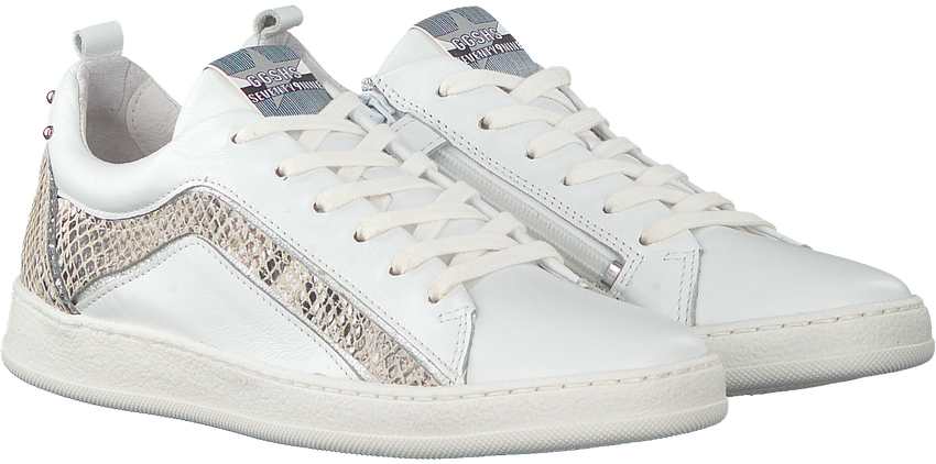 Witte GIGA Lage sneakers G3461  - larger