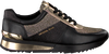 Zwarte MICHAEL KORS Sneakers ALLIE WRAP TRAINER - small