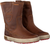 Cognac VINGINO Enkelboots VASCO URBAN  - small