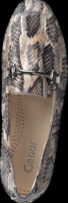 Grijze GABOR Loafers 210  - large