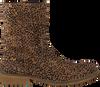 Beige HIP Enkellaarsjes H1317  - small