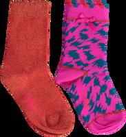 Roze LE BIG Sokken PETRONELLA SOCK  - medium