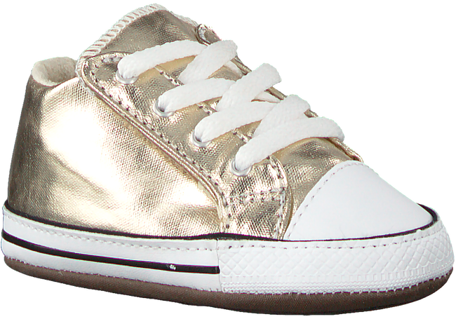 Gouden CONVERSE Sneakers CHUCK TAYLOR A.S. STREET KIDS  - large