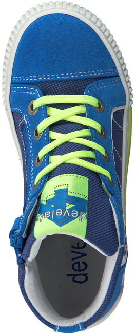 blauwe DEVELAB Sneakers 41441  - large