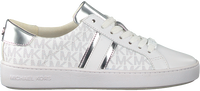 Witte MICHAEL KORS Lage sneakers IRVING STRIPE LACE UP  - medium