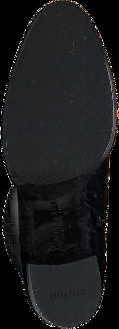 Zwarte HISPANITAS Enkellaarsjes DAKOTA  - large