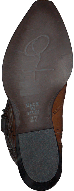 Cognac OMODA Cowboylaarzen TEX503 - large