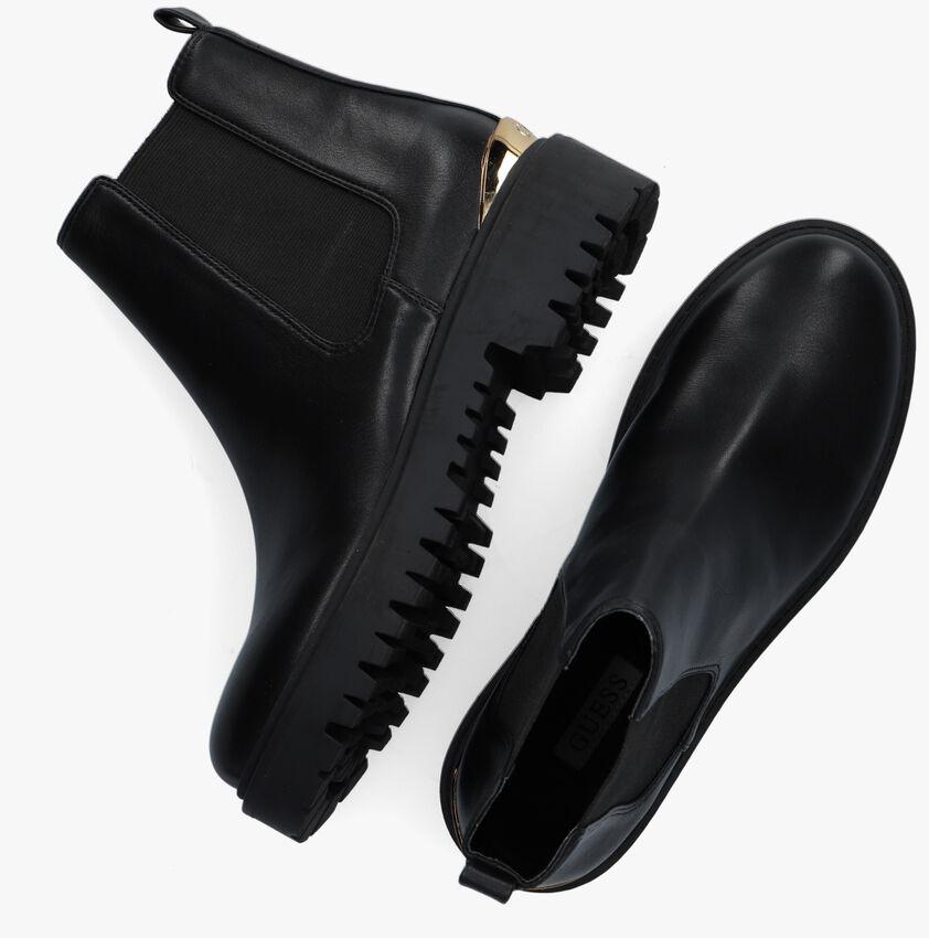 Zwarte GUESS Chelsea boots OLET  - larger