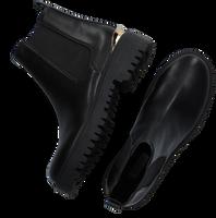 Zwarte GUESS Chelsea boots OLET  - medium