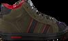 Groene PINOCCHIO Hoge sneaker P1896  - small