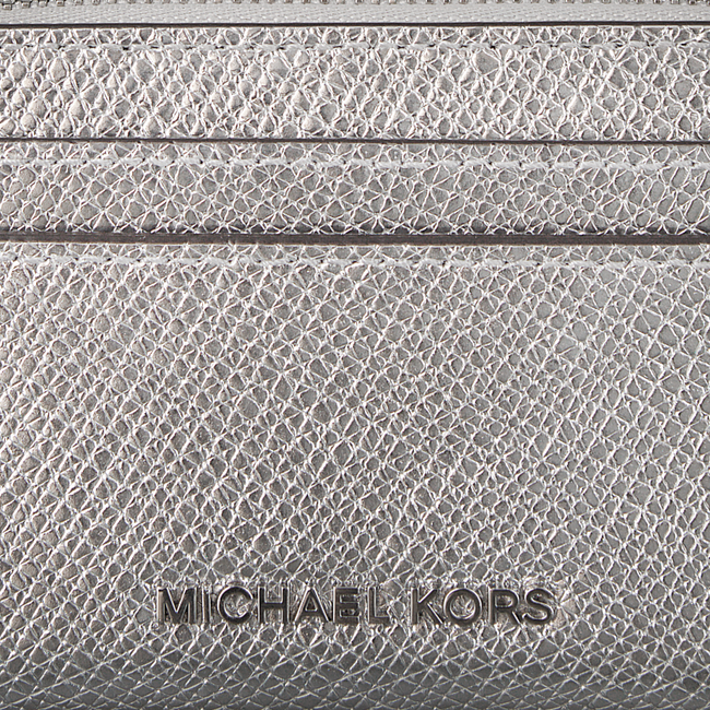 Zilveren MICHAEL KORS Portemonnee ZA CARD CASE - large