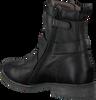 Zwarte BUNNIES JR Biker boots KATY KRACHT - small
