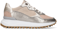 Beige FLORIS VAN BOMMEL Lage sneakers 85343  - medium