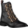 Zwarte SCOTCH & SODA Biker boots TRONA BIKER 751130  - small