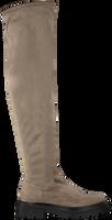 Beige NOTRE-V Overknee laarzen 01-6100  - medium