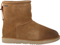 Cognac UGG Enkelboots CLASSIC TOGGLE WATERPROOF - medium