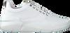 Witte NUBIKK Lage sneakers ELVEN TANUKI  - small