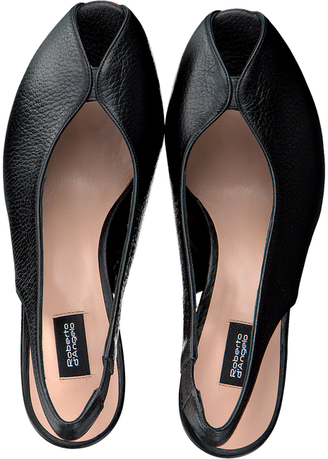 Zwarte ROBERTO D'ANGELO Pumps GENOVA  - large