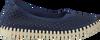 Blauwe ILSE JACOBSEN Instappers TULIP3775 - small