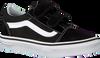 Zwarte VANS Sneakers UY OLD SKOOL BLACK/TRUE WHITE  - small