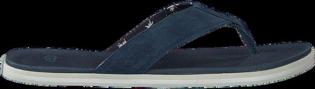 blauwe UGG Slippers BEACH FLIP  - large