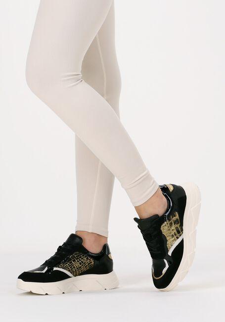 Zwarte TANGO Lage sneakers KADY FAT  - large