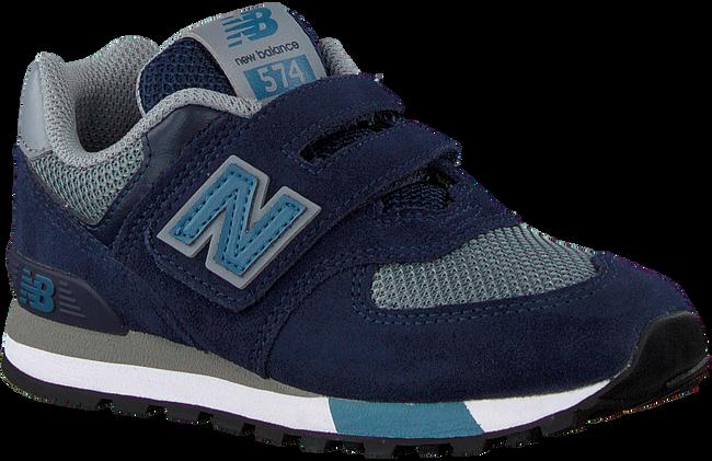 Blauwe NEW BALANCE Sneakers YV574/IV574  - large