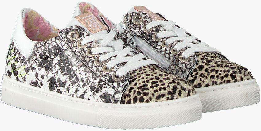 Witte RED-RAG Lage sneakers 12250  - larger