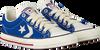 Blauwe CONVERSE Lage sneakers STAR PLAYER EV OX KIDS  - small