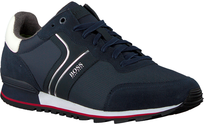 Blauwe HUGO Sneakers PARKOUR RUNN NYMX  - large