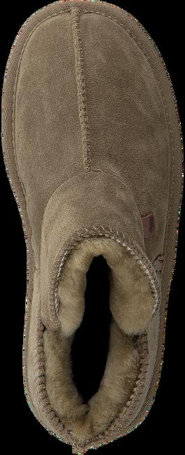 Groene WARMBAT Pantoffels WILLOW WOMEN SUEDE - large