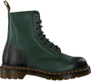 Groene DR MARTENS Veterboots 1460 - small