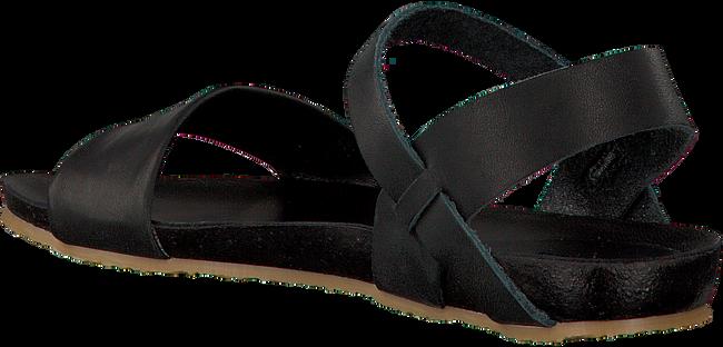 Zwarte RED-RAG Sandalen 79122 - large