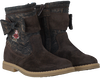 Bruine RED-RAG Lange laarzen 15250  - small