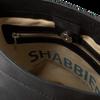 Zwarte SHABBIES Schoudertas SHOULDERBAG S  - small