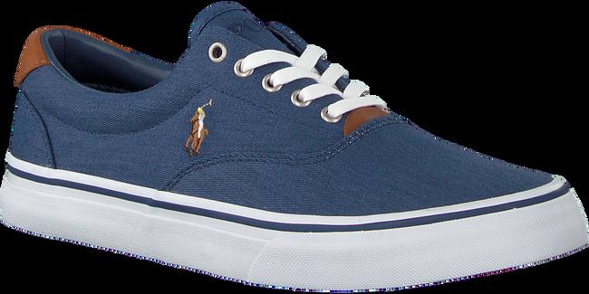 Blauwe POLO RALPH LAUREN Sneakers THORTON  - large