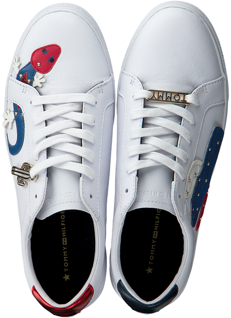 TOMMY HILFIGER SNEAKERS EMBELISH ESSENTIAL SNEAKER - large