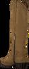 Bruine NOTRE-V Hoge laarzen 01-130  - small