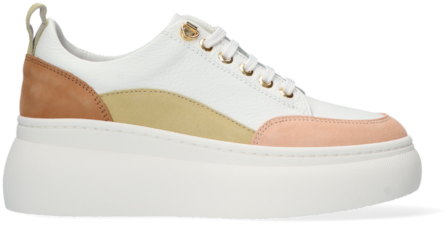 Witte CYCLEUR DE LUXE Lage sneakers CALI  - large