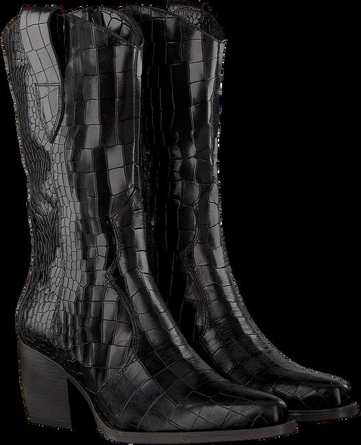 Zwarte VERTON Hoge laarzen 687-007  - large