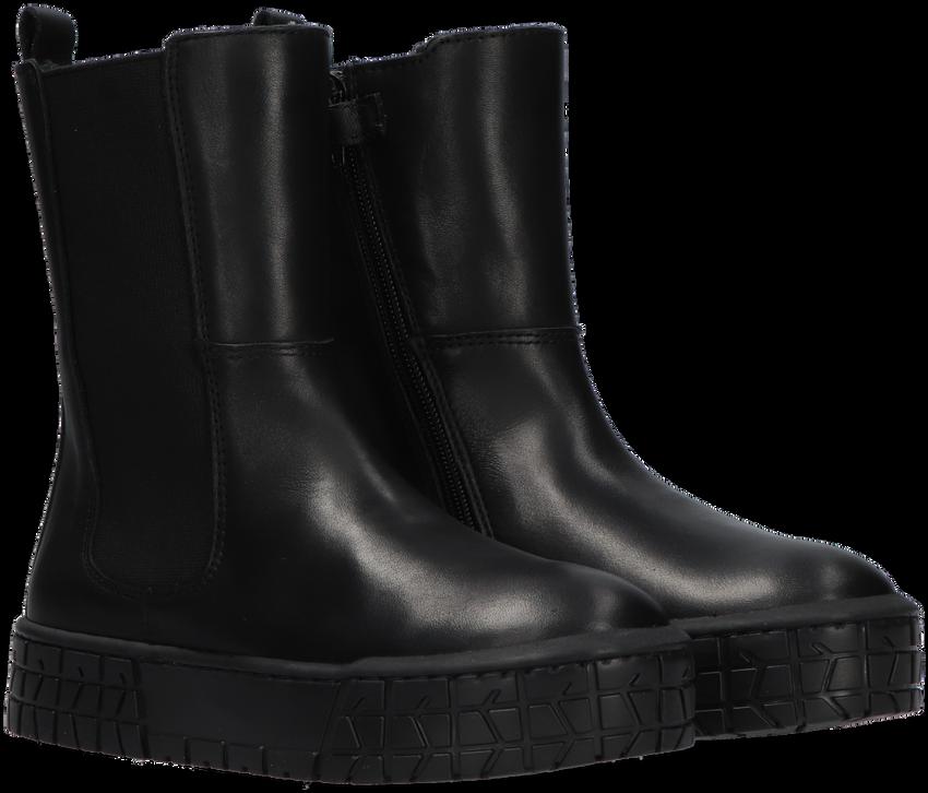 Zwarte HIP Chelsea boots H1369  - larger