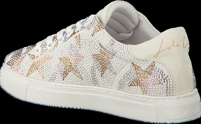 Witte LOLA CRUZ Sneakers 207Z07BK - large